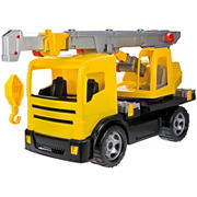 Lena Powerful Giants Toy Crane Truck