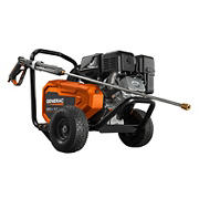 Generac 3,800psi Professional Grade Pressure Washer with Belt Drive