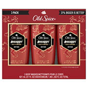 Old Spice Swagger Body Wash, 3 ct.