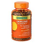 Nature's Bounty Immune 24 Hour, 120 ct.