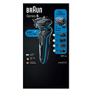 Braun Series 5 5051cs Easy Clean Cordless Electric Shaver Kit