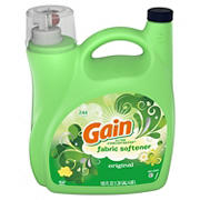 Gain Original Ultra Concentrated Liquid Fabric Softener, 165 fl. oz.