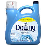 Downy Clean Breeze Liquid Fabric Softener, 165 fl. Oz.