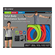 Renew Total Body Resistance System