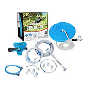 Slackers 70' Hawk Zipline Kit with Spring Brake