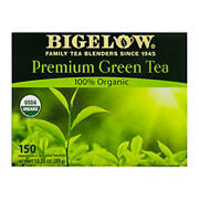 Bigelow Organic Green Tea, 150 ct.