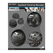 Renew 3-Pc. Handheld Vibrating Massager