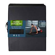 Shock Athletic Folding Exercise Mat