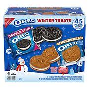 Oreo Winter Treats, 45 ct.