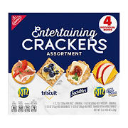 Nabisco Entertaining Crackers Assortment, 42.6 oz.