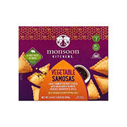 Monsoon Kitchens Vegetable Samosas