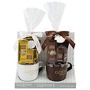 Godiva Mug Gift Box