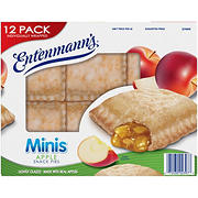 Entenmanns Mini Apple Pie, 12 ct.