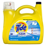 Tide Simply Clean and Fresh Ultra Concentrated Liquid Laundry Detergent, 208 fl. Oz.