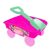 Kids Shovel Wagon - Minnie Mouse