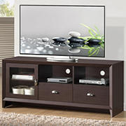 """Techni Mobili 55"""" Modern TV Stand for TVs Up to 60'' - Wenge"""