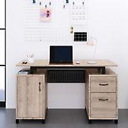 Techni Mobili Computer Desk - Gray