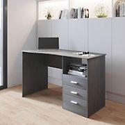 Techni Mobili Classic Computer Desk - Gray