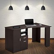 Techni Mobili Classic Office Desk - Espresso