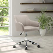 Techni Mobili Comfy Office Chair - Beige
