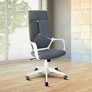 Techni Mobili Modern Studio Chair - Gray