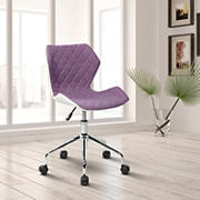 Techni Mobili Modern Task Chair - Purple