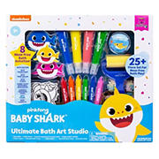 Baby Shark Ultimate Bath Art Studio