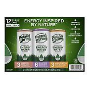 Poland Spring Sparkling Energy Water Beverage Variety Pack, 11.5 fl. oz./12 pk.