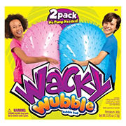 Wacky Wubble Super Wubble Bubble Ball, 2 pk.