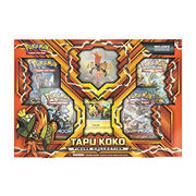 Pokemon TCG: Tapu Koko Figure Collection