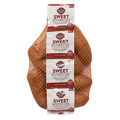 Sweet Potatoes, 3 lbs.