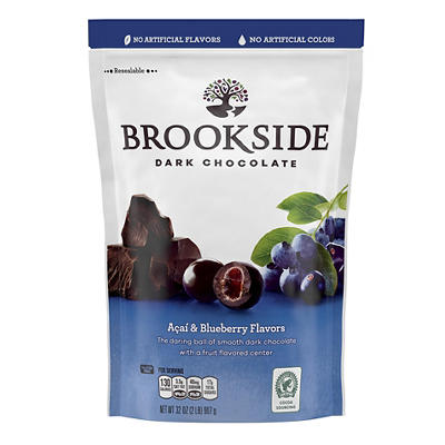 Brookside Dark Chocolate Acai, 32 oz.