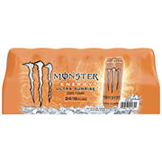 Monster Energy Ultra Sunrise, 24 pk./ 16 oz.