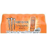 Monster Energy Ultra Sunrise, 24 pk./ 16 oz.