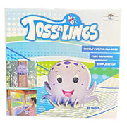 Tossalings Ring Toss Game - Octopus