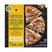 California Pizza Kitchen Sicilian Recipe, 3 pk.