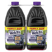 Welch's 100% Concord Grape Juice, 2 pk./96 oz.