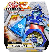 Bakugan Geogan Deka Jumbo Collectible Transforming Figure - Stardox