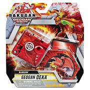 Bakugan Geogan Deka Stardox Jumbo Collectible Transforming Figure - Arcleon