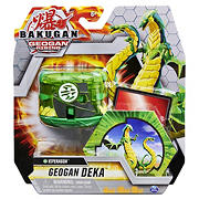 Bakugan Geogan Deka Stardox Jumbo Collectible Transforming Figure - Viperagon