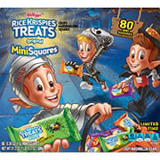 Rice Krispies Treats Halloween Mini Squares, 80 ct.