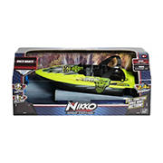 Nikko Radio Control Race Boat - Energy Green