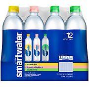 Smartwater Still Flavor Variety Pack, 12 pk.