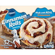 Pillsbury Flaky Supreme Cinnamon Rolls, 4 pk./12.4 oz.