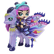 Hatchimals Pixies Riders - Wilder Wings Magical Mel Pixie and Ponygator