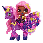 Hatchimals Pixies Riders - Wilder Wings Starlight Pixie and Unicorn
