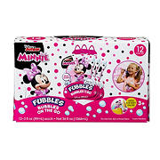 Disney / Marvel Fubbles Bubbles On the Go, 12 pk. - Minnie