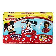 Disney / Marvel Fubbles Bubbles On the Go, 12 pk. - Mickey
