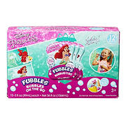 Disney / Marvel Bubbles On the Go, 12 pk. - Disney Princess / Ariel