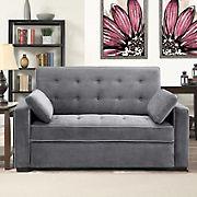 Serta Andre Full Convertible Sofa